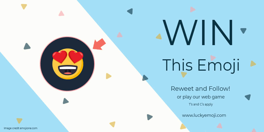 Win One of Sixty Daily Emoji Prizes